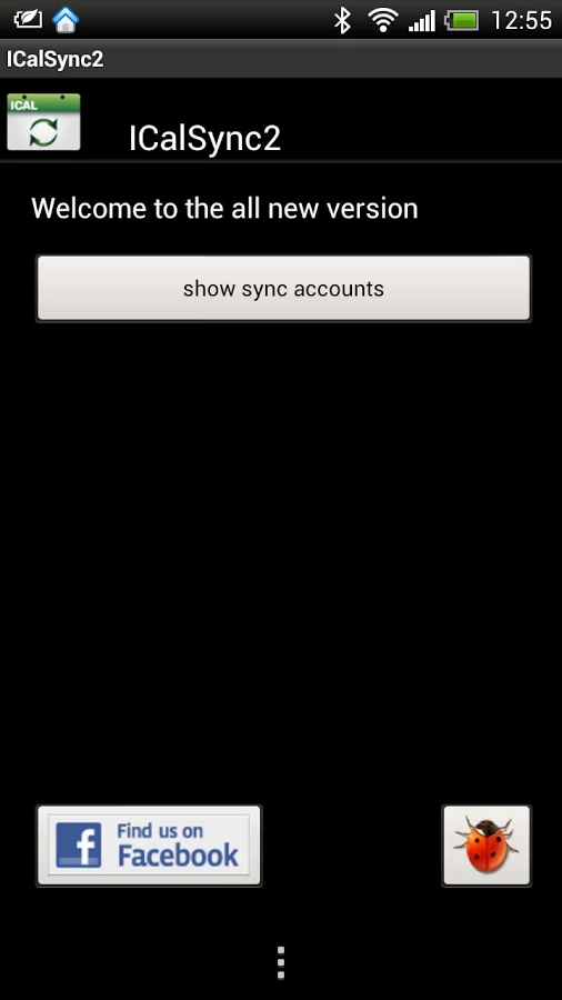 Switch to Sync-Accounts